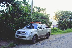 toyota hilux (rendy52) Tags: sunset beach indonesia toyota greenbay hilux banyuwangi toyotahilux