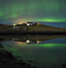 Gronadjeld Aurora (Dickie Imaging) Tags: uk night scotland unitedkingdom astrophotography yell shetland northernlights auroraborealis dickie gbr voe cullivoe mirriedancers merriedancers colindickie dickieimaging gronadjeld
