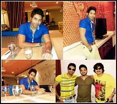 Actor Sagar Dutta (281) (Sagar Actor) Tags: film for restaurant shoot group ad an actor camellia yinyang sagar
