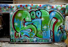 abandoned factory breukelen (wojofoto) Tags: holland graffiti nederland sin netherland breukelen wolfgangjosten wojofoto