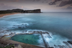 Avalon tidal pool (FPL_2015) Tags: ocean seascape water pool landscape rocks waves sydney australia nsw avalon northernbeaches leefilter nd18 canon6d gnd09 littlestopper canon1635f4lis