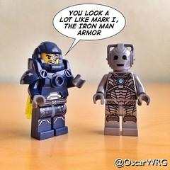 #LEGO_Galaxy_Patrol #LEGO #Dimensions #LEGOdimensions #DoctorWho #Cyberman #Alien @BBCdoctorWho @LEGOdimensions @lego_group @lego @bricksetofficial @bricknetwork @brickcentral (@OscarWRG) Tags: lego alien doctorwho cyberman dimensions legogalaxypatrol legodimensions