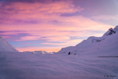 Sunset Zürs (rio.gappmaier) Tags: schnee sunset cloud snow cold ice landscape colours sonnenuntergang sony landschaft winterwonderland lech carlzeiss arlberg zürs sonyalpha6000