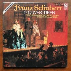 Schubert - 17 Ouverturen - Stuttgart RSO, Paul Angerer, EMI FSM Pantheon FSM 93 902 PAN, Box 3Lp, Digital, 1982 (Piano Piano!) Tags: digital 1982 d12 d590 d11 d648 d647 d239 d26 d84 d190 d470 d556 d326 box3lp d732 d644 paulangerer 12discdisquerecordalbumlplangspeelplaatgramophoneschallplattevynilvinylsleevegrammofoon coverartplaatarthoeshulle12inch schubert17ouverturend4 d591 d796stuttgartrso emifsmpantheonfsm93902pan