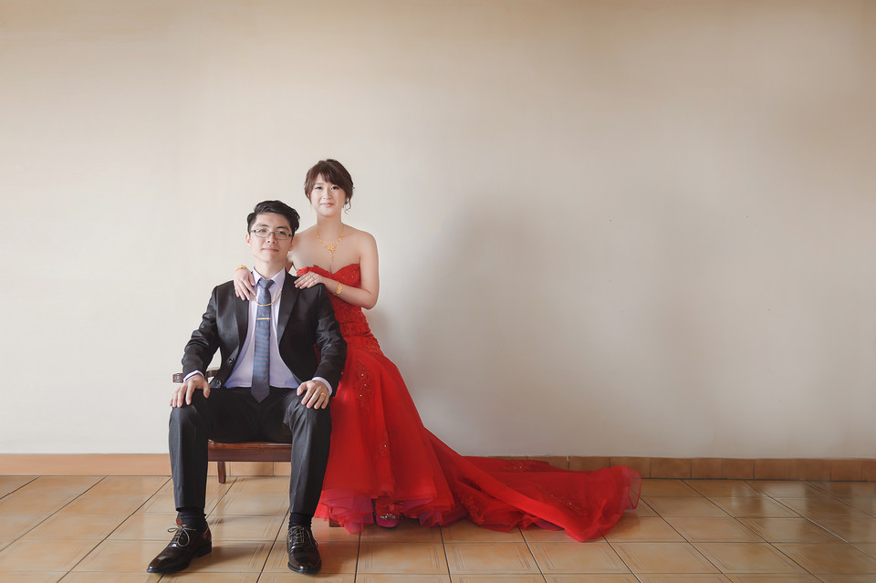 婚禮攝影-台南北門露天流水席-001