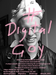 #DigitalGoy @writingfreedom 1 July 2016 @Bandit_Mcr #comedy #GMFringe #LGBT (Greater Manchester Fringe) Tags: uk pink gay summer portrait england people bw hat leather festival digital writing poster manchester design actors promo comedy village cheshire graphic northwest theatre britain unique stage events yorkshire text performance experiment july lancashire bee entertainment lgbt trailer northern drama canalstreet leatherjacket standup 2016 londoner newwriting soloshow comedic goy hashtag what'son gmfringe greatermanchesterfringe julieburrow johnklark banditmuggerthief digitalgoy hashtagdigitalgoy writingfreedom