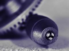 No battery required (fotogra4er) Tags: macro vintage technik drill bohrer