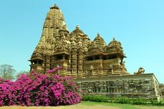 India - Madhya Pradesh - Khajuraho - Khajuraho Group Of Monuments - Kandariya Mahadeva Temple - 216 (asienman) Tags: india khajuraho madhyapradesh khajurahogroupofmonuments asienmanphotography