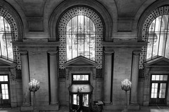 Windows - New York Public Library (minus6 (tuan)) Tags: minus6
