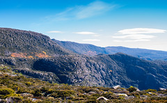 Tarn Shelf_1 (mckenart) Tags: autumn mountains landscape flora australia alpine tasmania wilderness fagus tarnshelf nothofagusgunii deciduousbeech