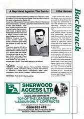 Hibernian vs St Mirren - 1989 - Page 13 (The Sky Strikers) Tags: road st magazine easter one scottish division premier pound league bq matchday hibs hibernian mirren