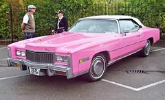33 Cadillac Eldorado Convertible (7th Gen) (1976) (robertknight16) Tags: usa convertible cadillac eldorado 1970s goodwood olw657p