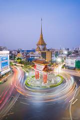 China Town (sherwinreyesfotografia) Tags: architecture thailand asia southeastasia nightscape nightshot bangkok sony chinese a7ii krungthep thailandtourism fe1635mm