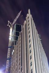 888 Collins Street - Under Construction (Bacoon) Tags: longexposure architecture australia melbourne victoria architectural docklands bourkestreet 888 collinsstreet 3008 victoriaharbour nightimage lendlease niftyfifty 888collinsstreet
