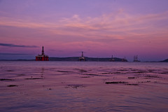 riggs (frasermathieson) Tags: cromarty firth riggs