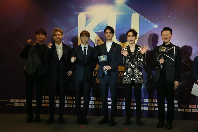 160329 SHINee @ 2016 KU Asia Music Awards' 26101145622_d475d58071_z