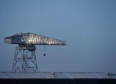 De Scheldekraan in Vlissingen (Fijgje On/Off) Tags: holland netherlands crane nederland zeeland vlissingen kraan walcheren fijgje scheldekraan panasonicdmctz60 apr2016