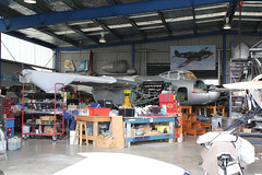 mosquito_4266 (ZK-NGJ) Tags: cn de march mosquito t3 31 warbird ardmore 2016 restorations havilland dh98 tv959