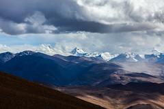 A view from Tibet (Kelvinn Poon) Tags: cloud tibet  snowmountain