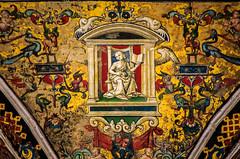 The Piccolomini Library, Siena (Arutemu) Tags: italy canon lowlight europe italia zoom eu it medieval tuscany siena toscana tamron renaissance 6d 28300   tamron28300 piccolominilibrary  eos6d