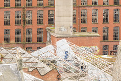Broadfords Demolition (Alan-Jamieson) Tags: aberdeenshire demolition aberdeen aberdeencity broadfords