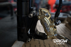 ruckus caliper (drowsports) Tags: honda parts wheels brake ruckus m7 mugen caliper flp regs