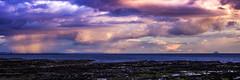The Ailsa Craig (Brian Travelling) Tags: uk blue sea white seascape black color colour water colors skyscape landscape coast scotland colours pentax britain scottish coastline saltwater ayrshire irishsea saltcoats ailsacraig firthofclyde