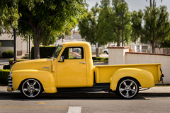 Chevrolet Truck (federicophotography) Tags: old chevrolet yellow truck photography nikon chevy sp di d750 tamron vc 70200 f28 federico usd federicophotography
