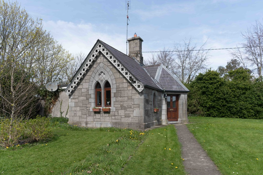 St. Columba's Church And Grounds In Swords County Dublin [Church Road]-115251