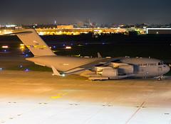 USAF 07-7185 (ChrischMue) Tags: force air united iii states boeing globemaster haj c17a hannoverlangenhagen eddv 077185