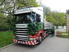 PO15UON H2298 Eddie Stobart Scania 'Averil Ann' (graham19492000) Tags: eddie scania stobart eddiestobart averilann h2298 po15uon