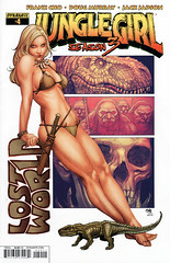Jungle Girl Season 3 #4 (FranMoff) Tags: comicbooks cho junglegirl frankcho season3 junglewomen junglegirls