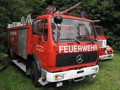 MB NG 1524 (Vehicle Tim) Tags: rescue rot truck fire mercedes ng rettung feuerwehr mb tlf einsatz