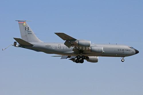 58-0093 KC-135R Stratotanker - D / 351stARS/100thARW - RAF Mildenhall, UK