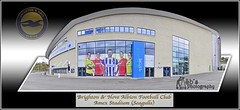 Amex pop out (Sb's Photography) Tags: football brighton stadium southcoast eastsussex southdowns brightonhovealbion
