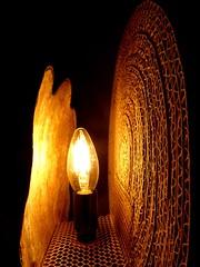 Dtail 2 (l'attribut-lumire) Tags: lumix lumire carton luminaire
