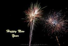Happy new year (D.A. Photo) Tags: new germany happy deutschland nikon sylvester fireworks year owl silvester jahr feuerwerk neues ostwestfalen frohes verl d7200