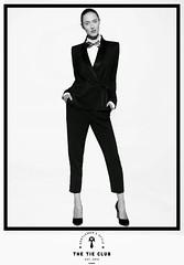 Soledad Andrade 4 (drno_manchuria (simonsaw)) Tags: fashion soleil model moda tie bowtie modelo suit corbata traje necktie camisa krawatte slips andrade pajarita suitup soledadandrade