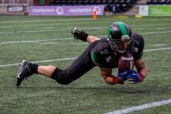 Halton Spartans (Tim Furfie) Tags: sport canon action stadium americanfootball runcorn widnes halton canon7d haltonspartans