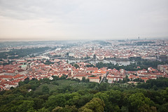Prague (lukedrich_photography) Tags: tower history water skyline canon river observation europa europe european view czech prague hill culture praha praga tschechien tourist lookout czechrepublic viewpoint oldtown bohemia vltava waterway rpubliquetchque ceskarepublika  centraleurope staremesto  petn repblicacheca    repubblicaceca eskrepublika petnskrozhledna     petnlookouttower     t1i canont1i