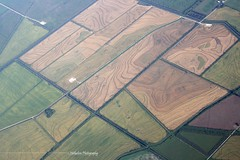 Patterns (Notkalvin) Tags: above plane airplane fly flying farming flight fields farms lookingdown agriculture fromaplane airborn highaltitude outthewindow uphigh plats mikekline notkalvin notkalvinphtography