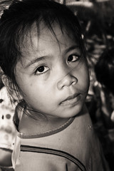 Amed Eyes b&w (Triple_B_Photography) Tags: world above travel portrait people bali holiday tourism girl beautiful closeup kids contrast canon children indonesia asian eos blackwhite eyes asia child zoom grain young lifestyle filter innocence tropical local hindu edit anak balinese lokal 500d 2015 karangasem anakanak