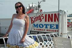 Hotel View 1 (Brundlefly85) Tags: ocean summer beach beautiful hotel sand nj sunny motel atlantic boardwalk wildwood pinup summers 2015