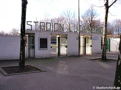 Stadion Lüttinghof, SC Buer - Hassel [02]