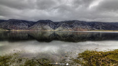 Winter Reflections (Francesco Grisolia) Tags: winter sky italy panorama mountain lake storm mountains verde green colors clouds montagne lens landscape lago photo nikon europe flickr italia nuvole campania foto highdefinition february inverno riflessi montagna beatiful matese febbraio caserta 2016 highquality wintercolors miralago lagodelmatese suditalia nikonusa winterreflections d7100 1116mm nikonitalia nikoneurope nikond7100 riflessiinvernali
