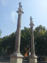 Alameda Hercules 02 (MwAce) Tags: sevilla alamedadehércules columnasromanas seville andalucía andalusia españa spain spanien columnas estatua statue andalousie hércules juliocesar sculpture escultura romancolumns