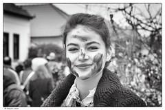 Remls (Laszlo Horvath 800k+ views tx :)) Tags: winter portrait bw girl spring nikon hungary village traditional young celebration portraiture portr novaj nikkor50mmf18g nikond7100 remls