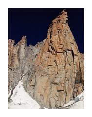 Le Grand Capucin (Yvan LEMEUR) Tags: mountain france montagne alpes glacier granite neige paysage chamonix extrieur montblanc glace alpinisme escalade hautesavoie paroi grandcapucin hautemontagne combemaudite