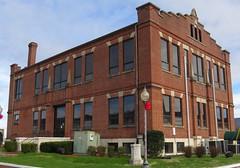 Old Dade County Courthouse (Trenton, Georgia) (courthouselover) Tags: ga georgia trenton courthouses dadecounty countycourthouses usccgadade