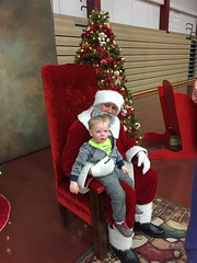 "Paul with Santa at Mooseheart • <a style=""font-size:0.8em;"" href=""http://www.flickr.com/photos/109120354@N07/24457381699/"" target=""_blank"">View on Flickr</a>"